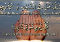 Importance of Supplication (Duaa) in Islaam