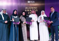 Saudis Honoured the Career Achievements to Those Who Studied In Britain